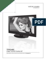 Manual de La Tele Gpx