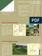 Proyectos de Arquitectura Del Paisaje AGO.2014