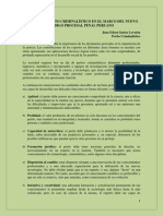 Perfil Del Perito Criminalístico en El Marco Del Nuevo Código Procesal Penal Peruano