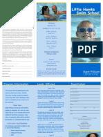 Fall 14' Hawks Swim School Brochure