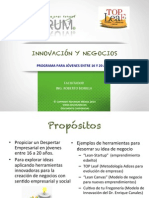 Innovación y Negocios 2014