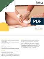 Waxing Code of Practice Booklet