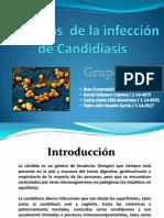 Síntomas de La Infección de Candidiasis