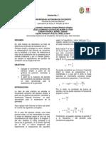 Informe Pendulo Simple