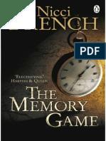Nicci French - Igra Pamćenja