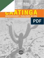 Caatinga Biodiversidade Qualidade de Vida