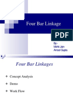 Four Bar Linkage
