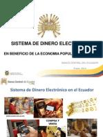 2.6 Fausto Valencia BCE Sistema de Dinero Electrónico