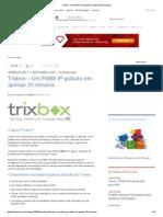 Trixbox - Um PABX IP Gratuito Em Apenas 20 Minutos