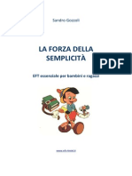 eBook La Forza Della Semplicita