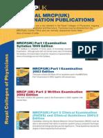 Form MRCP Books