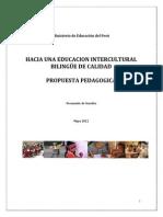 Propuesta Pedagogica Eib - En Consulta