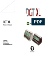 Manual DGT XL Portuguese
