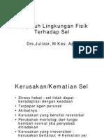 Pengaruh Lingkungan Fisik Terhadap Sel [Compatibility Mode]