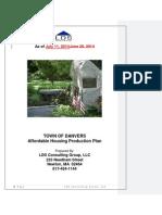 Danvers Housing Production Plan