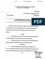 Chris McDaniel challenge complaint in McDaniel v. Cochran