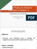 Analise e Projeto de Software Orientado a Objetos II - Aula 03