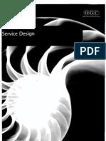 OGC - ITIL v3 - Service Design
