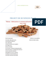 Projet Business Model