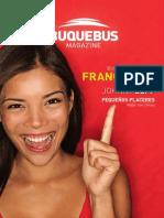 Buquebus Magazine Julio Agosto 2013