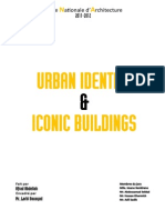 Urban Identity and Iconic Buildings