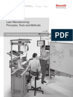 Lean Manufacturing Principles Rexroth Bosch Group
