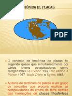 5.1- Tectonica de Placas