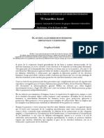 123 - El Acceso a Los Derechos Humanos - Obst Culos y Cuestiones Golub Stephen 2003