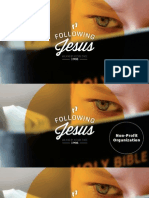 Following Jesus Newsletter