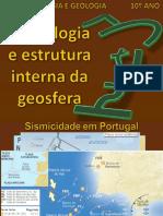 Tema 3 - Sismologia e Estrutura Interna da Geosfera 4
