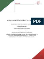 TRABAJO DE DERECHO PROCESAL PENAL ULADECH..docx