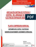 Adecuacion Sistema de Control y Potencia Panel Control Cooler K6 - PCO Morichal [Modo de Compatibilidad]
