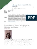 Rosa Bonheur PDF