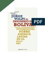 Volpi,+Jorge+-+El+insomnio+de+BoliÌ+var+[doc]