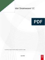 Dreamweaver Reference Cc