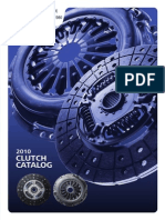 Clutch Disc Cover Aisin 2010