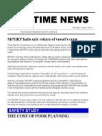 Maritime News 09 June 14