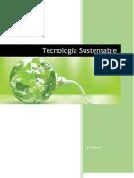 Investigación - Tecnología sustentable