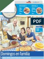Suplemento de Cocineros Argentinos Del 15-08-2014