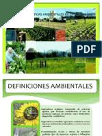 Adecuadas Prácticas Ambientales en La Agricultura
