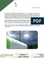 Presentacion Sea Ecotecnias 2014