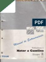 Manual Motor Gasolina Toyota