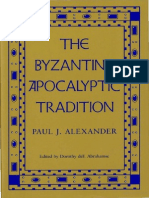 Paul J. Alexander-The Byzantine Apocalyptic Tradition