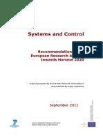 Direccion de Los Sistemas de Control