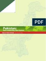 Pakistan New Leadership