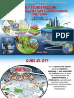 Sig y Teledeteccion en Proceso de Zee Para El Ordenamiento Territorial_final