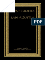 San Agustín - Confesiones (Libro i)