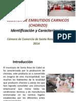 Cluster de Embutidos Carnicos (Chorizo)1