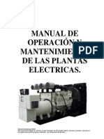 Manual Mantenimiento Plantas Electricas Diesel