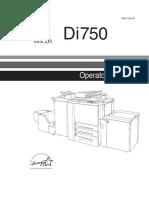 Di750 Ops Manual